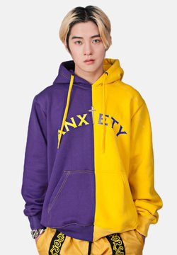 SEXFORSAINTS - ANXIETY  - Hoodie - dark purple