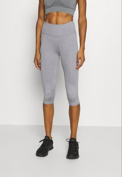 Cotton On Body - ACTIVE CORE CAPRI - 3/4 Sporthose - mid grey marle