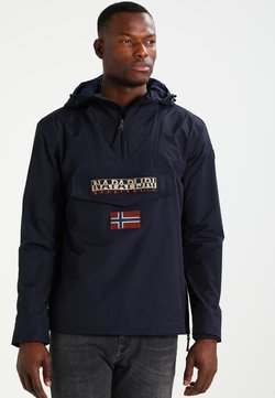 Napapijri - RAINFOREST SUMMER - Windbreaker - blu marine
