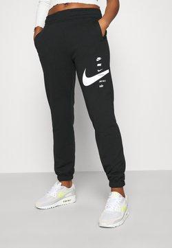 Nike Sportswear - PANT - Jogginghose - black/white