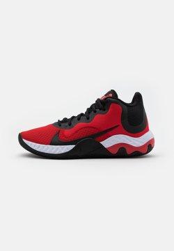 Nike Performance - RENEW ELEVATE - Basketball shoes - university red/black/white