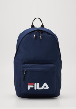 Fila - NEW BACKPACK SCOOL TWO - Reppu - black iris