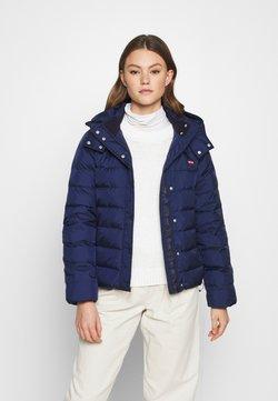 Levi's® - CORE PUFFER - Down jacket - sea captain blue