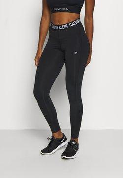 Calvin Klein Performance - BASELAYER - Tights - black