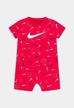 Nike Sportswear - PRINTED ROMPER UNISEX - Jumpsuit - university red