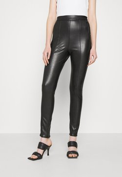 Miss Selfridge - Leggings - Trousers - black