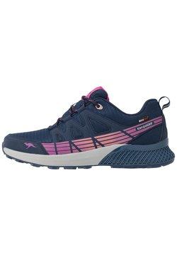 KangaROOS - K-TRUN RTX - Sneakers laag - dark navy/daisy pink