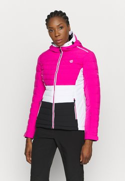 Dare 2B - SUCCEED JACKET - Kurtka narciarska - active pink/black