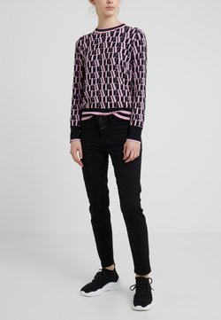 CLOSED - BAKER - Jeans slim fit - black