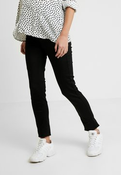 Esprit Maternity - PANTS SLIM - Straight leg jeans - black