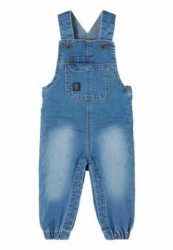 Name it - Tuinbroek - medium blue denim