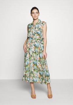 Mavi - SLEEVELESS DRESS - Blusenkleid - lichen