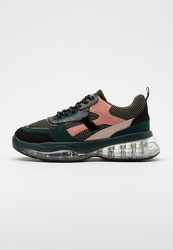 ONLY SHOES - ONLSPRING - Sneakers laag - green