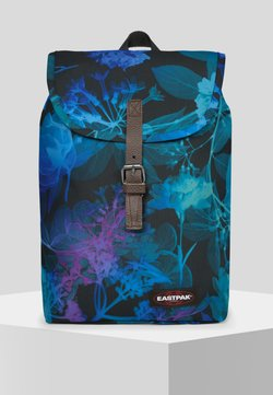 Eastpak - FLOWER-RAY/AUTHENTIC - Reppu - dark ray
