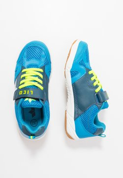 LICO - SPORT - Sneakers laag - blau/marine/lemon