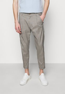 DRYKORN - CHASY - Stoffhose - light grey