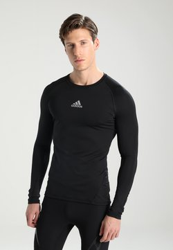 adidas Performance - Funktionsshirt - black