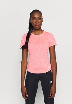 adidas Performance - TEE - T-Shirt basic - pink