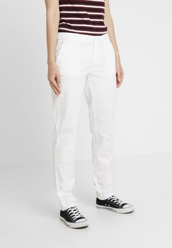 Tommy Jeans - ESSENTIAL - Chinot - classic white