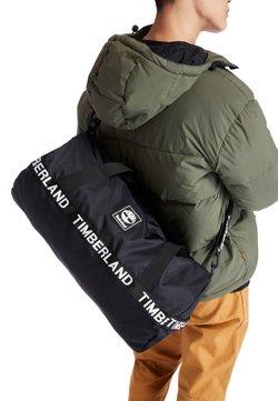 Timberland - DUFFEL TWILL - Matkakassi - black
