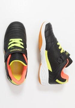 Kappa - DROUM II - Sportschoenen - black/coral