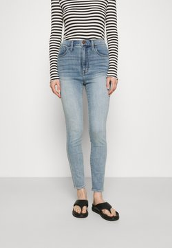 "Madewell - ROADTRIPPER 11"" MEDIUM POCKET DETAIL - Slim fit jeans - hampstead"
