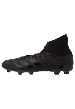 adidas Performance - PREDATOR 20.3 FG - Chaussures de foot à crampons - core black/ solid grey