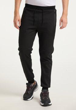 Mo - Jogginghose - schwarz schwarz