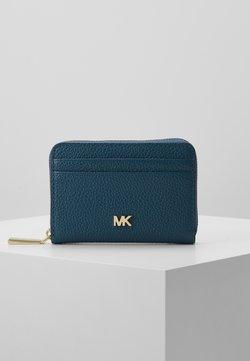 MICHAEL Michael Kors - COIN CARD CASE MERCER - Lompakko - dark cyan