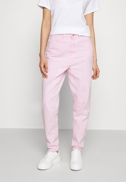 Missguided - FASHION RIOT  - Relaxed fit -farkut - pink