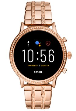 Fossil Smartwatches - JULIANNA - Montres connectées - rose gold-coloured