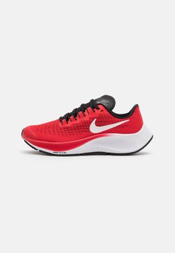 Nike Performance - AIR ZOOM PEGASUS 37 UNISEX - Neutrala löparskor - university red/white/black