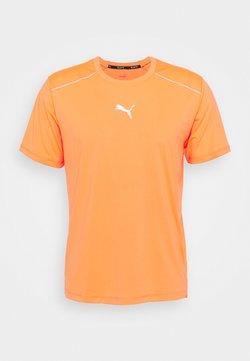 Puma - COOL  - T-Shirt print - lava blast