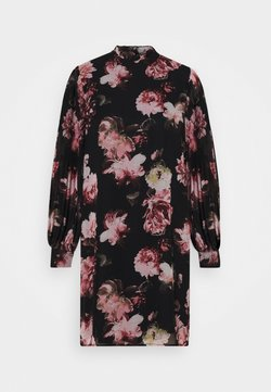 Vila - VITAFFY DRESS - Freizeitkleid - black