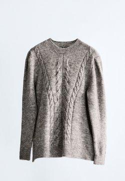 Massimo Dutti - Trui - light grey