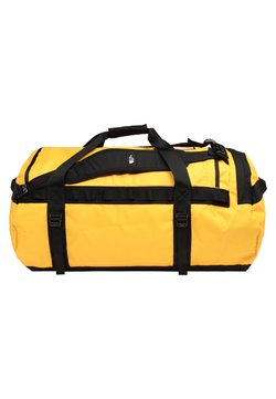 The North Face - BASE CAMP DUFFEL L UNISEX - Reiseveske - yellow