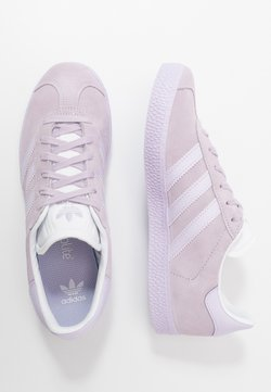 adidas Originals - GAZELLE - Sneakers laag - purple tint/gold metallic