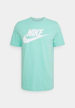 Nike Sportswear - TEE ICON FUTURA - Print T-shirt - tropical twist
