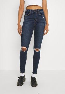 American Eagle - HI-RISE JEGGING - Jeans Skinny - indigo abyss