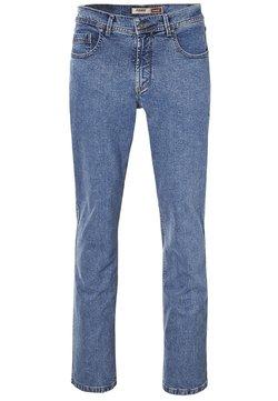 Pioneer Authentic Jeans - RANDO - Jeans Straight Leg - rinsed denim