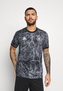 adidas Performance - DFB Deutschland PRESHI - Equipación de selecciones - black/grey three