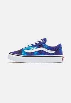 Vans - OLD SKOOL EXCLUSIVE - Sneakers basse - multicolor/nebulas blue/true white