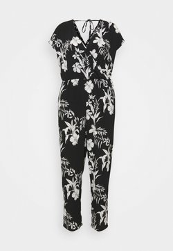 ONLY Carmakoma - CARLUXINA - Jumpsuit - black
