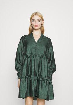 YAS - YASVERTI DRESS - Vestido informal - darkest spruce