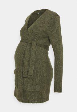 Supermom - Vest - ivy green