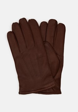 J.LINDEBERG - MILO GLOVE - Fingervantar - dark brown