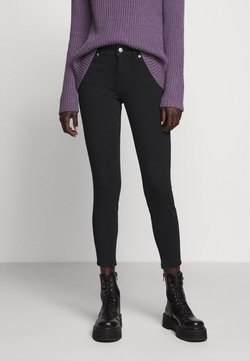 DRYKORN - NEED - Jeans Skinny Fit - schwarz
