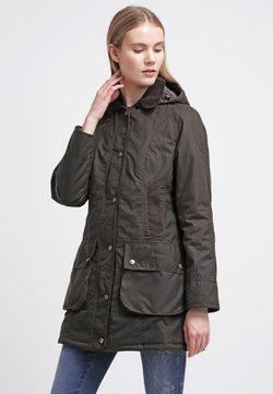 Barbour - BOWER JACKET - Parka - olive