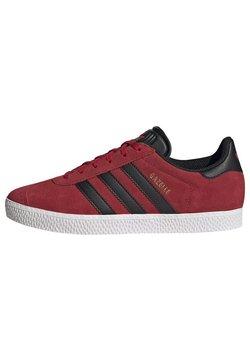adidas Originals - GAZELLE - Sneakers laag - red