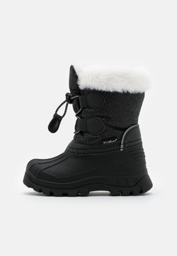 Kickers - SEALSNOW - Snowboot/Winterstiefel - noir brillant